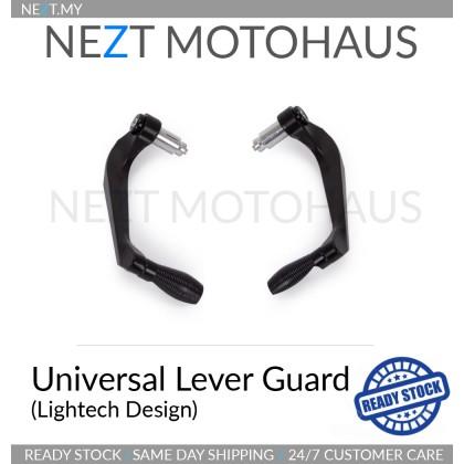 Universal Lever Guard Lightech Design Y15 RS150 LC135 R15 R25 Ninja250