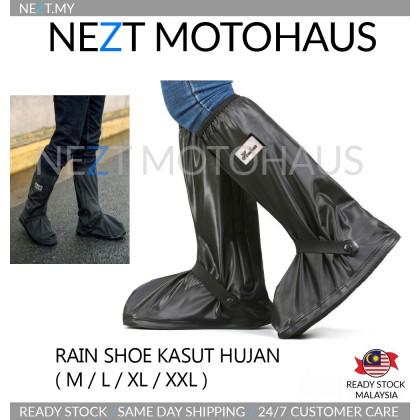NEZT Rain Shoe Cover Kasut Hujan Cover Motorcycle / Outdoor ( M / L / XL / XXL )
